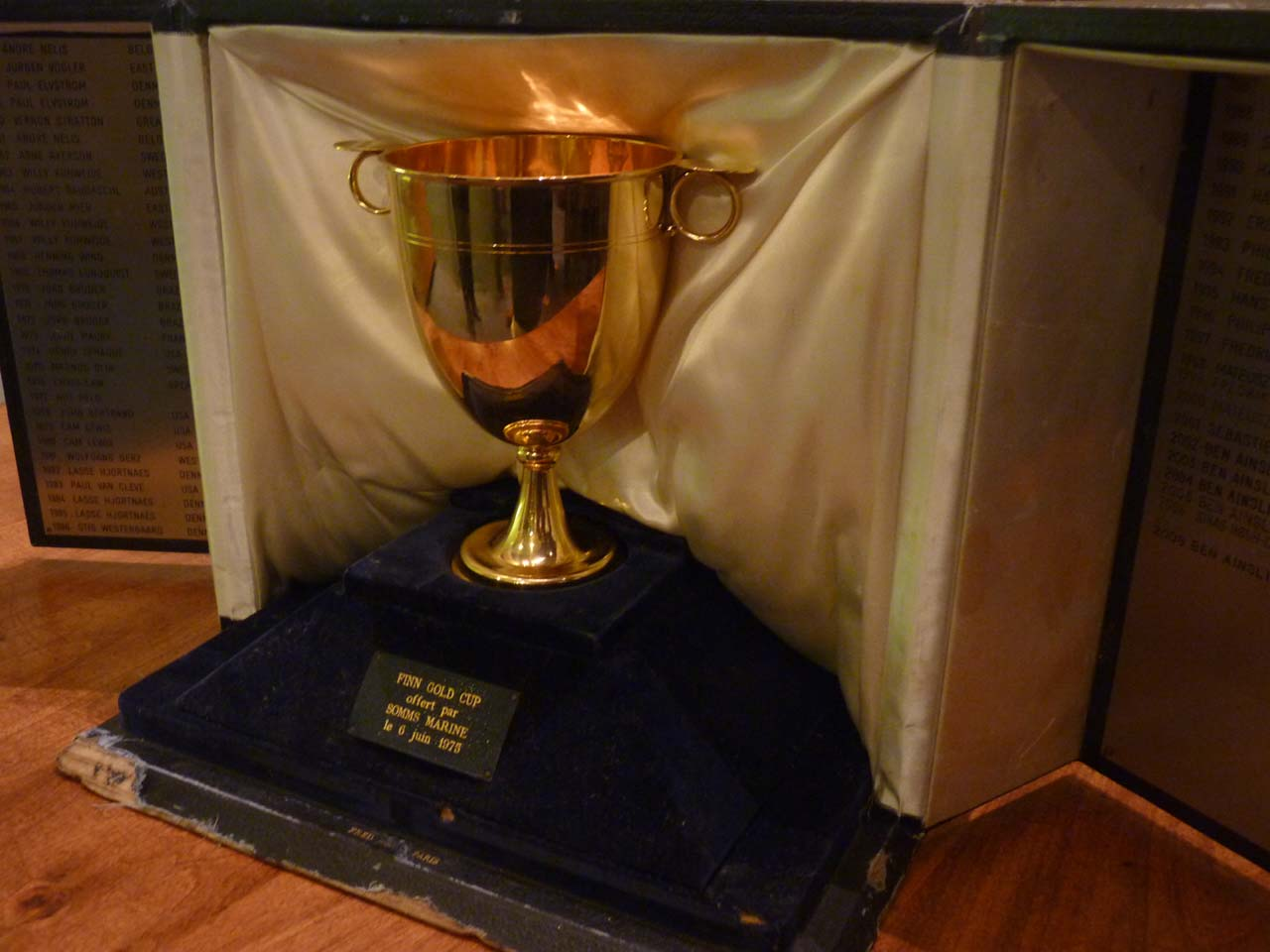 The Finn Gold Cup