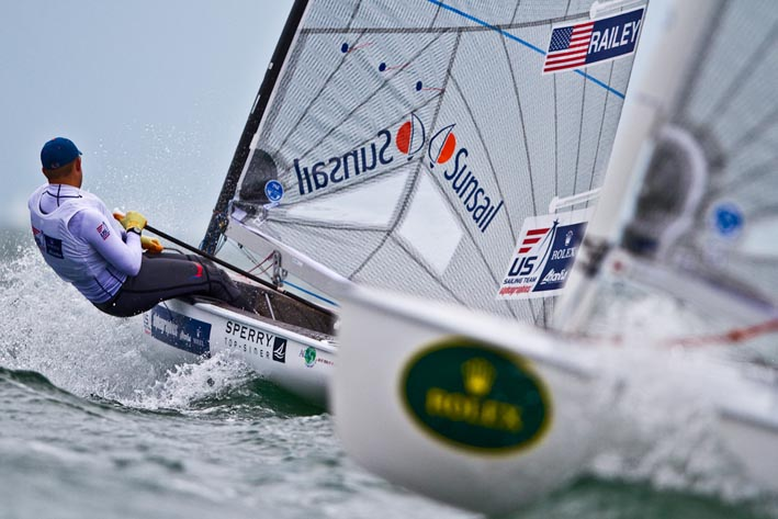 Zach Railey - Pic: Amory Ross/US SAILING