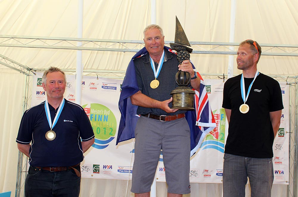 Grand Masters - John Greenwood (3), Rob Coutts (1), Andre Budzien (2)